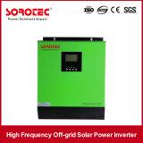 Sistema eléctrico solar del inversor solar 1-5kVA 220VAC de la red