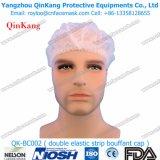 Protezione dell'infermiera/dottore non tessuti a gettare Cap/protezione Bouffant