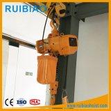 Aufbauende Feuergebührenkran-elektrische Hebevorrichtung der Hebevorrichtung-10ton