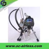 Спрейер краски горячего давления сбывания высокого электрический безвоздушный с стабилизированным представлением
