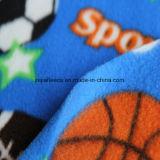 双方のブラシが付いているスポーツの印刷の北極の羊毛