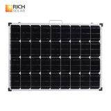 Eficacia alta 180W plegable la mono célula solar flexible del panel solar del silicio