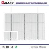 Afficheur LED P5-8 transparent polychrome de Chaud-Vente pour la publicité commerciale