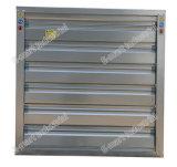 Aplicação no exaustor de ventilação da estufa