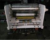 Una impresora en línea portable de Flexo del color