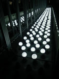 PBT 덮개 알루미늄 7W E27 LED 전구