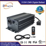 광동은 가벼운 전자 밸러스트 가격 315W CMH 디지털 밸러스트를 증가한다