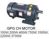 Gpg, мотор шестерни AC, мотор шестерни DC, безщеточный мотор шестерни, CH, мотор CV, мотор планетарной шестерни, мотор шестерни глиста, ряд силы 6W к 3700W