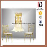 판매 (BR-C178)에 최신 판매 결혼식 가구 금속 Chiavari