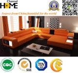 Muebles para el hogar Sofá de cuero