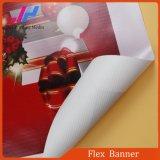 PVC drapeau lustré/mat Rolls de Frontlit matériel de câble