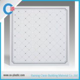 PVC天井板の熱い押すデザイン