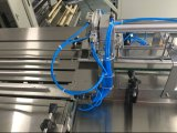 Empaquetadora de cuatro filas de la taza plástica de múltiples funciones la automática de la taza de papel