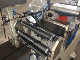 Película plástica que revisa el bolso de la máquina que hace la máquina