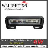 Luz de advertência direcional do estroboscópio do diodo emissor de luz para o carro do caminhão da ambulância