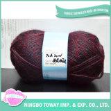 Testes padrões de confeção de malhas do lenço barato feito sob encomenda da camisola do fio para bebês
