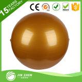 抵抗の管が付いているヨガの球の体操の練習の適性の球を反破烈させなさい