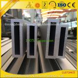 カスタマイズされたアルミニウムアルミニウム管を供給している6063 T5アルミニウム製造業者
