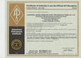 4inch Od de Hete Pijp van het Koolstofstaal van de Verkoop 20# Voor ASTM A106, Gr. B