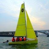 トレーニングの競争の使用のための6.5m FRPのヨット