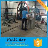 Modo de enfriamiento del agua Máquina de soldadura de jaula de rebar completamente automático