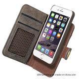 Новое iPhone аргументы за бумажника прибытия 2in1 Manetic отделяемое кожаный