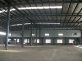 Taller/almacén/edificio de la estructura de acero