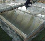 Padrão 5083 do GB 5754 6061 6063 6082 folha de alumínio de T6 T651 para o molde