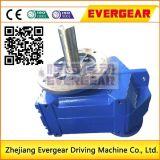 Torque 3700nm del borde de la caja de engranajes B14 del motor eléctrico con el levantador modelo F97 de la potencia 30kw