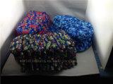Laço floral colorido feito sob encomenda chapéu barato tingido da cubeta