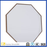 Fábrica Low Price Frameless Decorative Wall 5mm Float Glass Silver Mirror