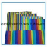 Papel hecho a mano de la barra del arco iris para la gente
