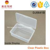 Grande scatola di plastica interna dello spazio