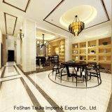 Voll polierte glasig-glänzende 600X600mm Porzellan-Fußboden-Fliese (TJ64012)