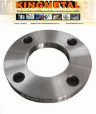 Flangia di piatto d'acciaio di JIS G3451 Ss400 10k per il tubo