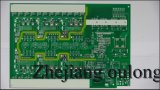 2 Lagen Hal PCB met Green Solder Mask (OLDQ / OWNLONG)