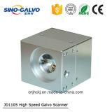 Galvo approvato del laser Jd1105 del Ce mini per il marchio della marcatura