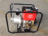 강화된 수도 펌프 3 인치 디젤 엔진