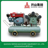 Compresor de alta presión W-2.6/7 del aerógrafo del grupo 91cfm 7bar de Kaishan