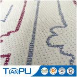 Tela del poliester de China Hangzhou Jersey para el protector del colchón