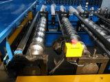 Nagelneue PPGL PPGI Nivel Verdoppelungstahlblech-Rolle, die Maschine bildet