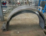 別の厚さのレーザーの切断によってステンレス鋼の打ち抜かれた版およびパネルを引くCusomer