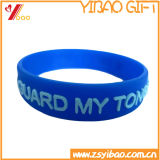Grossiste Custom Custom Silicone Wristbands (YB-AB-010)