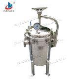 Huisvesting van de Filter van het Water van de Zak van het roestvrij staal de Multi