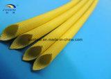 funda de la fibra de vidrio del caucho de silicón 7kv para el aislante del alambre
