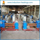 Überschallfrequenz-Induktions-Heizungs-Maschine für Ausglühen kaltgewalzten Rebar-Produktionszweig