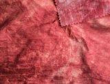 Nouveau produit de vente chaude du tissu en nylon d'impression de la ride 70d pour la jupe