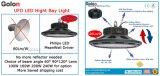 240W 200W 160W 100W IP65는 LED 산업 빛을 흐리게 하는 1-10V PWM 저항 Dimmable 100-277V를 방수 처리한다