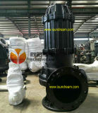 Bomba de água submergível 300wq700-19-55 da água de esgoto