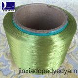 Fils de polyesters teints par dopant du filament 1000d/576f de FDY